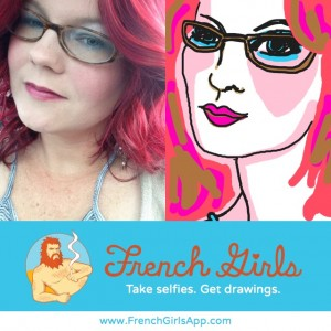 Drawing-FrenchGirls